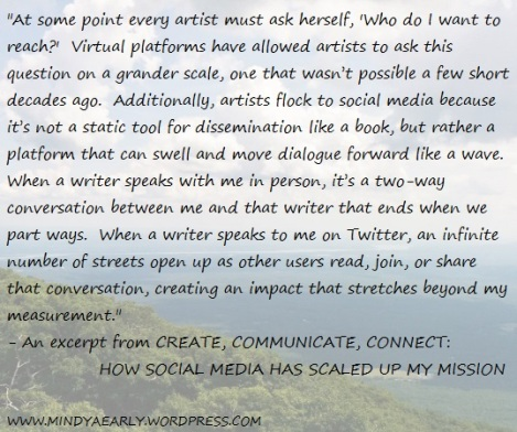 Create Communicate Connect excerpt